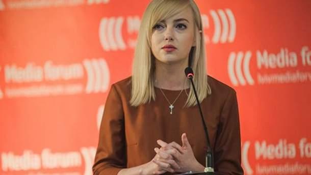 Наталья Седлецкая