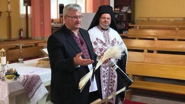У Туреччині пройшло богослужіння в пам'ять 85-ї річниці голодомору