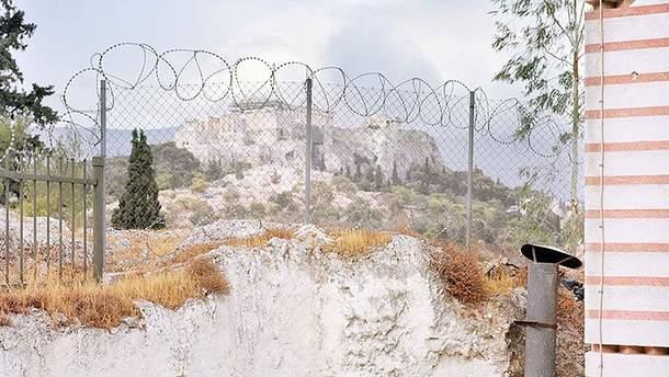Жизнь в столице Греции без ретуши