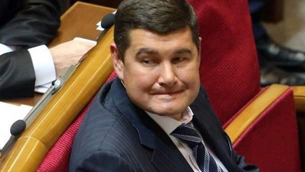 НАБУ получило доступ к телефону Онищенко