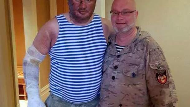 """В мережі опублікували фото обгорілого """"Ташкента"""""""