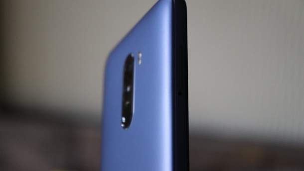 Xiaomi опублікувала підролений знімок зроблений на Poco F1