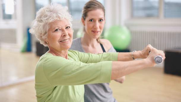 Чим небезпечне схуднення для літніх жінок