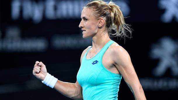 Леся Цуренко сыграет в четвертьфинале US Open