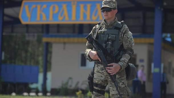 Химвыбросы в Армянске: на границе с Крымом отравились украинские пограничники