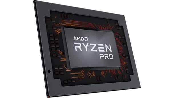 AMD готується представити нові процесори Ryzen Pro та Athlon Pro