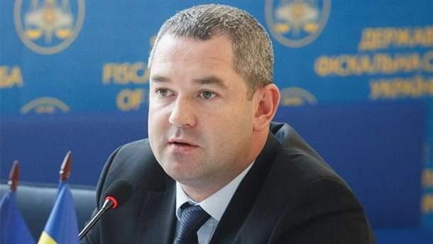 Мирослав Продан подав у відставку з посади голови ДФС