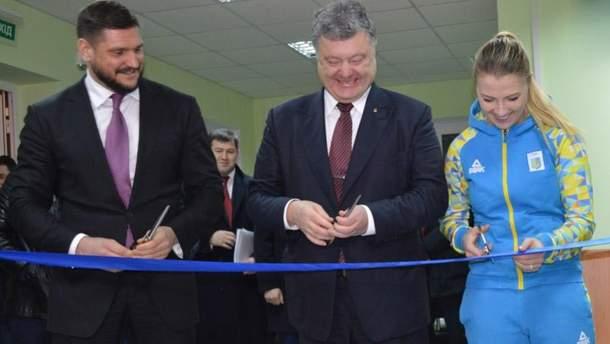 Петр Порошенко в Николаеве