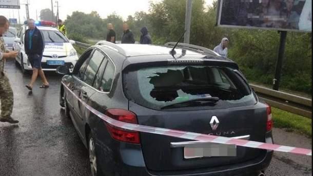 Іноземець на машині прорвався через польсько-український кордон