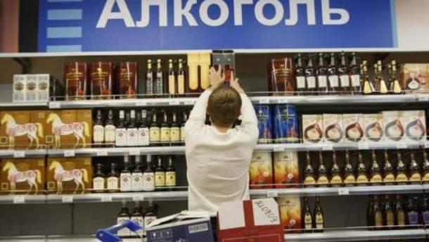 Кабмін підвищив мінімальні ціни на алкоголь
