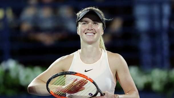 Еліна Світоліна увійде в топ-6 рейтингу WTA