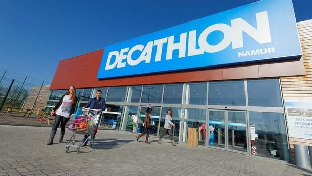 Decathlon появится в Украине
