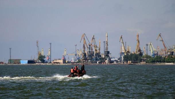 Росія продовжує блокувати українські порти