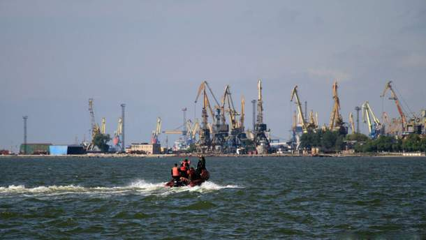 Россия продолжает блокировать украинские порты