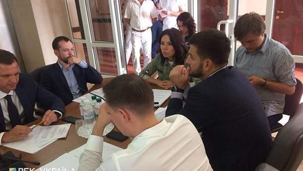 Комитет Верховной Рады рассмотрел вопрос о ситуации с журналисткой Седлецкой