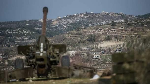 Российско-сирийское наступление на Идлиб грозит гуманитарной катастрофой в Сирии