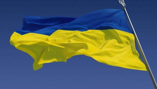 На Львовщине посадили вандала, который сжег государственные флаги