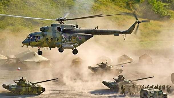 """Кремль може використати військові навчання """"Схід-2018"""" для нової атаки на Україну"""