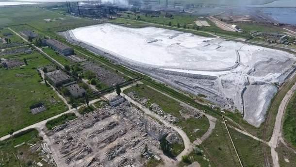"""В Крыму за ночь """"изоржавел"""" город"""