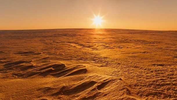 Названы три причины, почему не стоит лететь на Марс