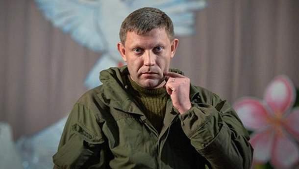 Боевики объявили в розыск двух подозреваемых в убийстве Захарченко