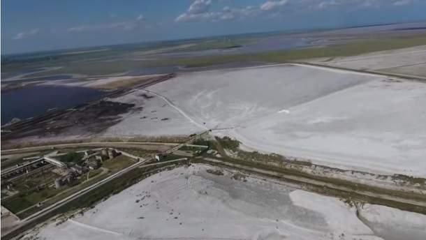 В сети опубликовали видео последствий выбросов в Армянске