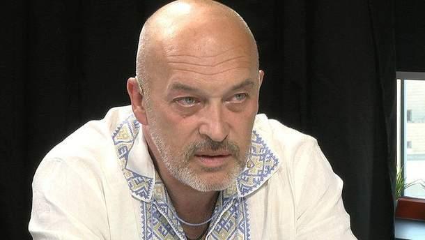 Тука рассказал, что будет на оккупированной Донетчине после смерти Захарченко