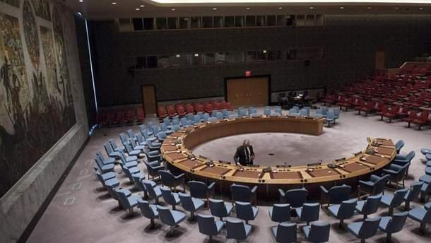 Великобританія скликає Раду безпеки ООН
