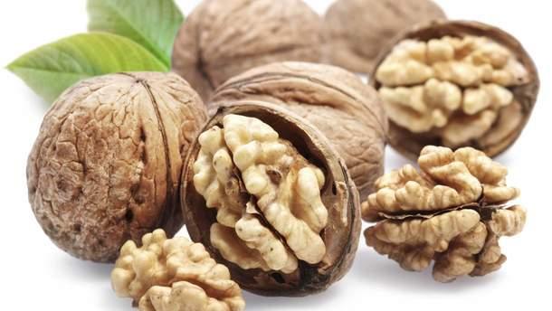 120 тонн грецкого ореха Украина может собрать в 2018 году