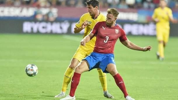 Чехия – Украина обзор матча Лиги наций