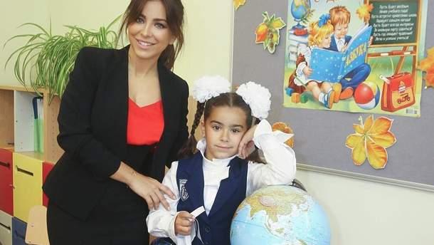 Ані Лорак з дочкою