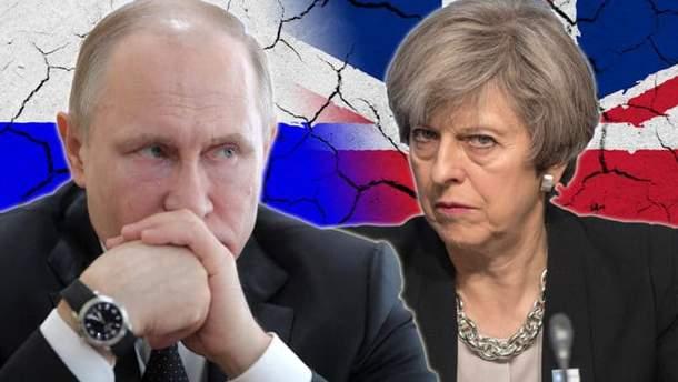 Британію очікує важкий дипломатичний бій проти Росії у справі про отруєння Скрипалів