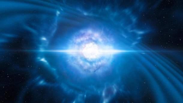 Вчені виявили загадковий об'єкт, який рухається із дуже високою швидкістю