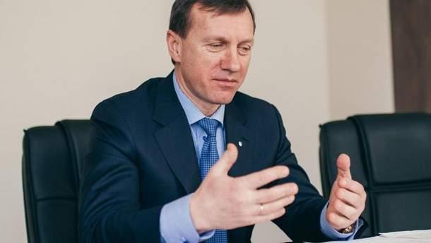 Мэру Ужгорода Богдану Андрееву избрали меру пресечения