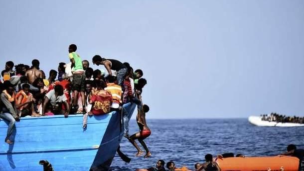 Біля берегів Іспанії знайшли тіла п'ятьох біженців