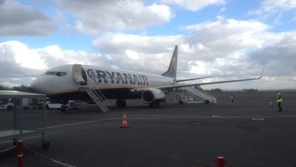 Ryanair змінив правила перевезення ручної поклажі