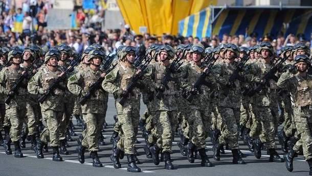 Расходы Украины на оборону в 2018 году возрастут