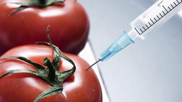 В каких продуктах чаще всего содержится ГМО