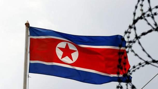 Санкции введены против компании Korea Expo Joint Venture