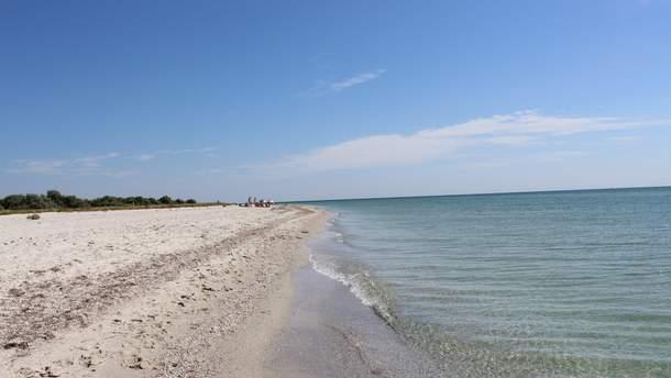 На пляже в Железном Порту потерялись отдыхающие