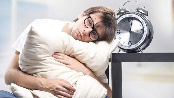 Чим загрожує відсутність повноцінного сну