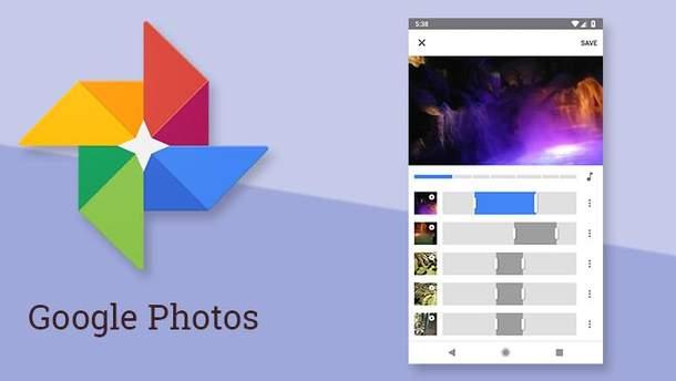Обновления Google Photos: приложение получило новый интерфейс
