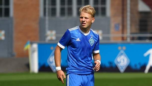 Богдан Белошевский травмировался на тренировке