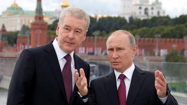 Сергій Собянін, соратник Путіна, знову стане мером Москви?