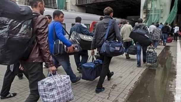 Украинцы едут за границу не только ради денег