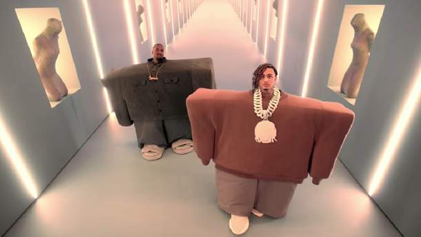 Каньє Вест і Lil Pump – I Love It