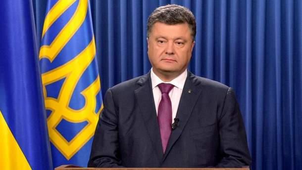 Петр Порошенко будет вторично баллотироваться в президенты