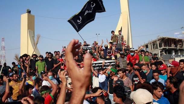 Протести в Іраку