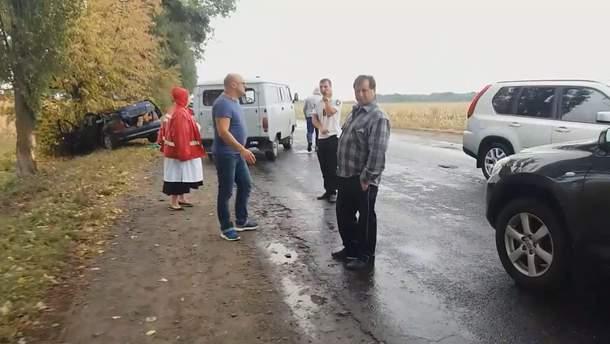 Смертельне ДТП сталося на Черкащині