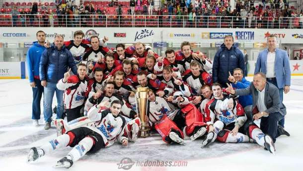 """Земгале"" – переможець Donbass Open Cup-2018"